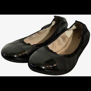 BRAND NEW Susina Karsten Leather Ballet Flat